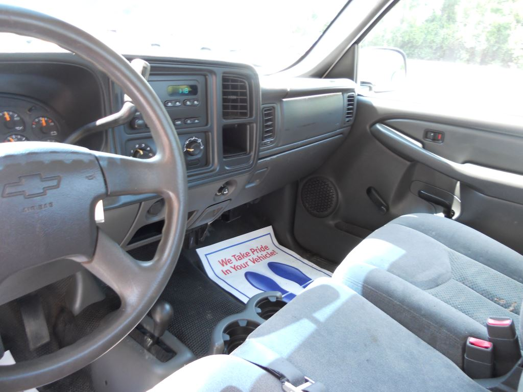 Interior is like new no rips, tears or wear. 60/40 Bench Seat