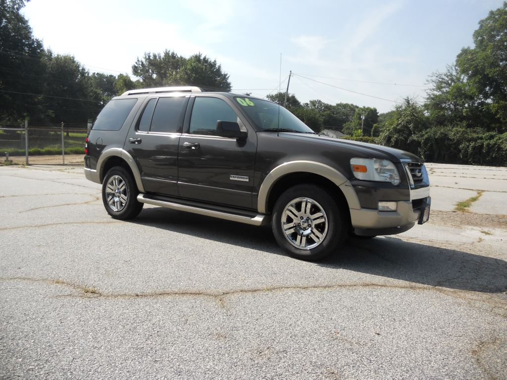 2006 Ford Explorer EB Edition